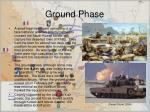 ground phase