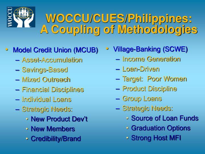 Model Credit Union (MCUB)