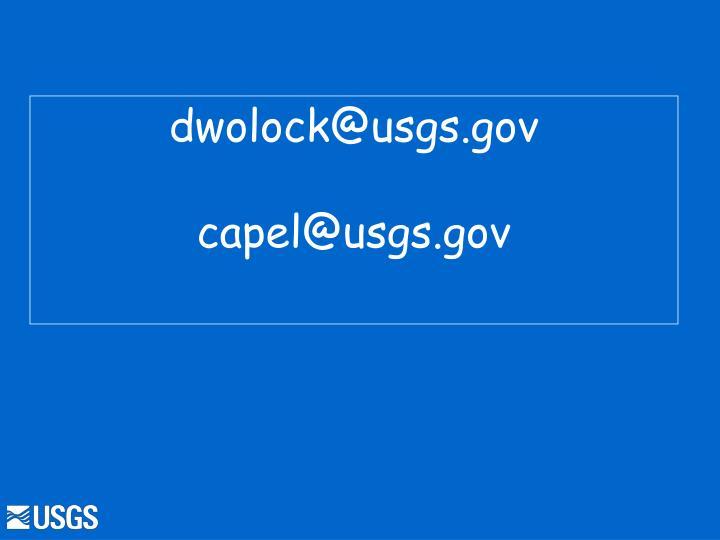dwolock@usgs.gov