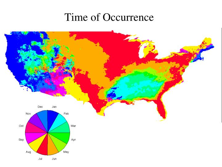 Time of Occurrence