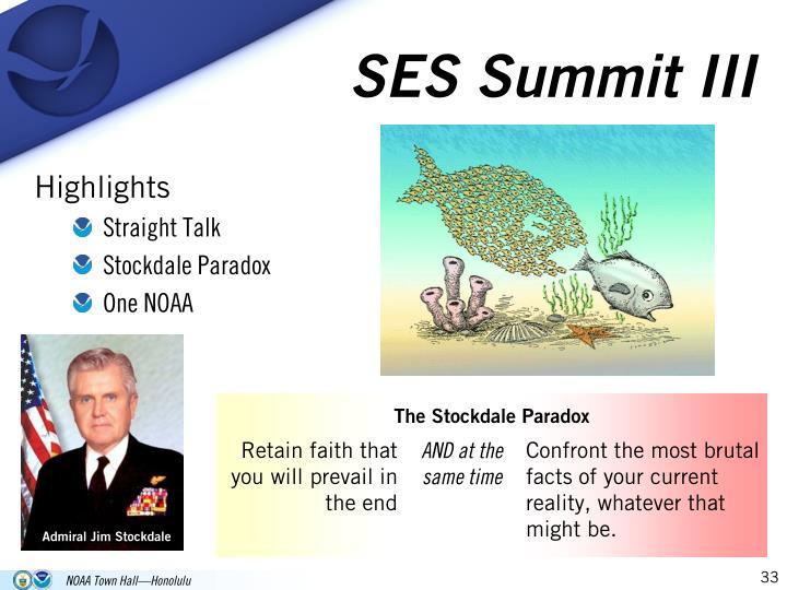 SES Summit III