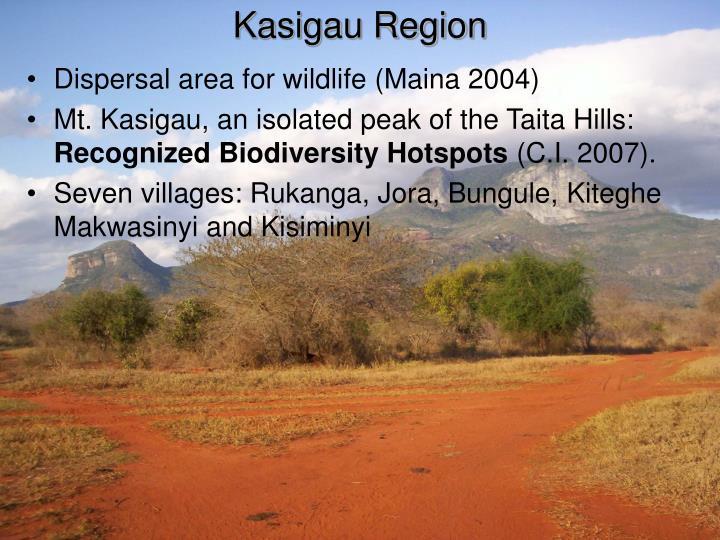 Kasigau Region
