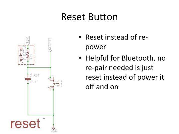 Reset Button