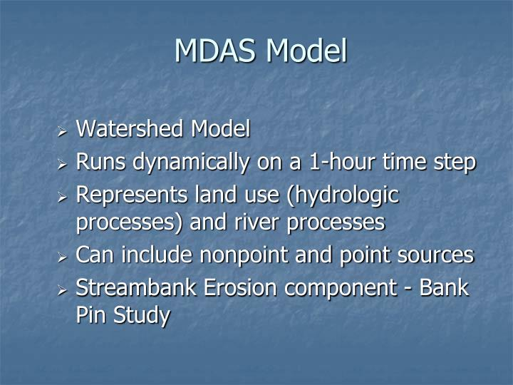 MDAS Model