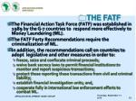 the fatf