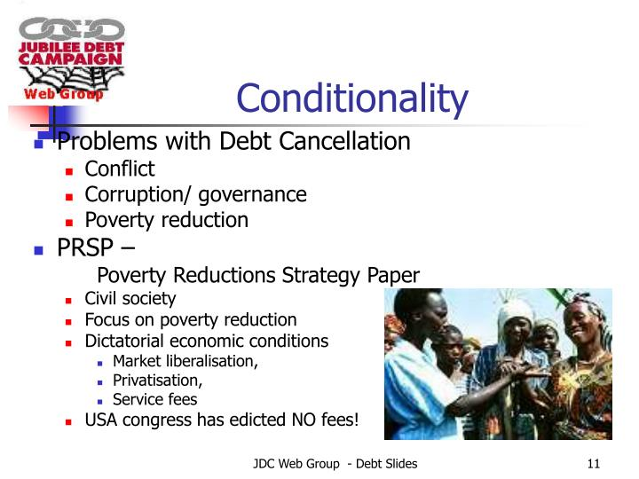 Conditionality