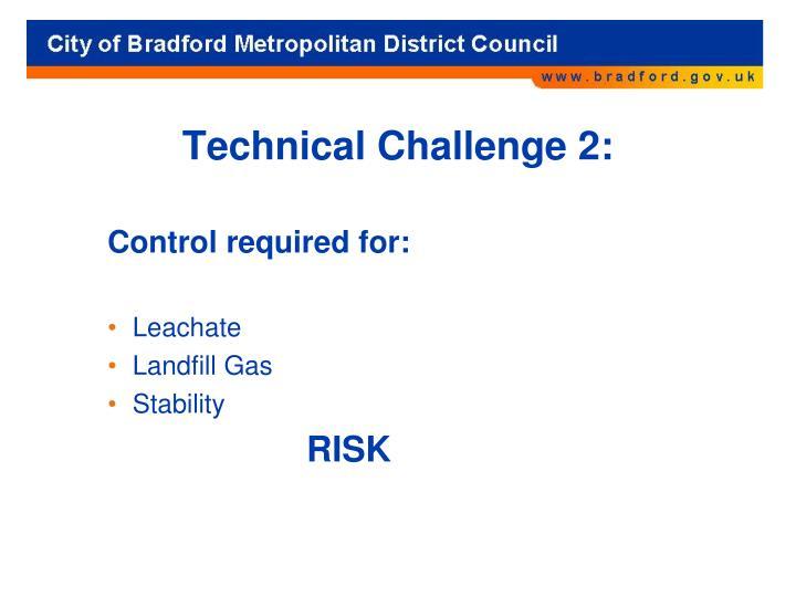 Technical Challenge 2: