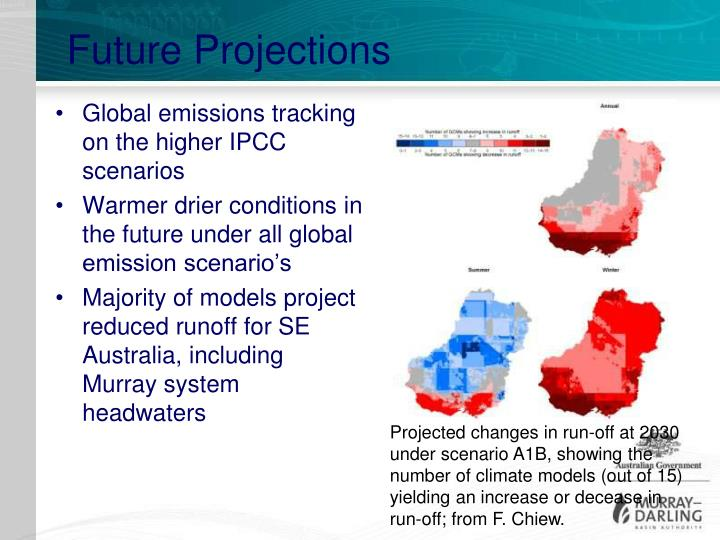 Global emissions tracking on the higher IPCC scenarios