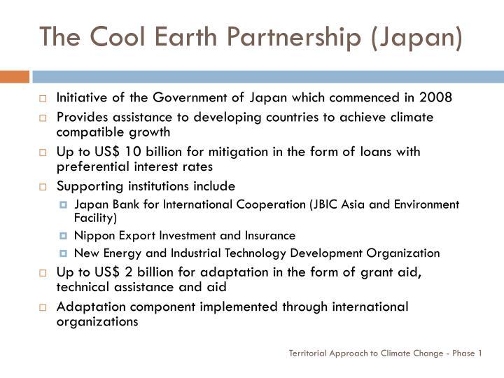 The Cool Earth Partnership (Japan)