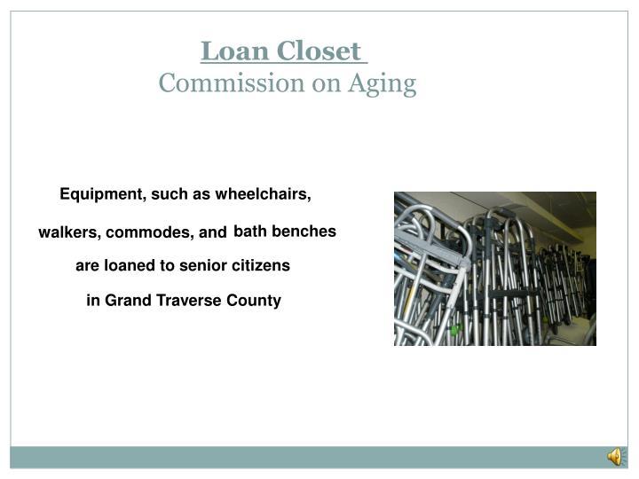 Loan Closet