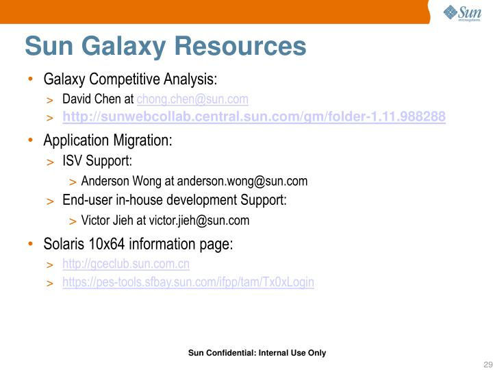 Sun Galaxy Resources