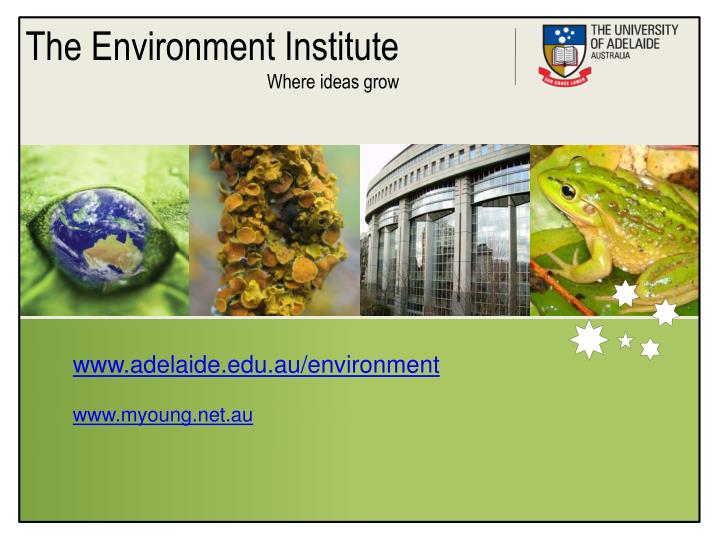 www.adelaide.edu.au/environmen