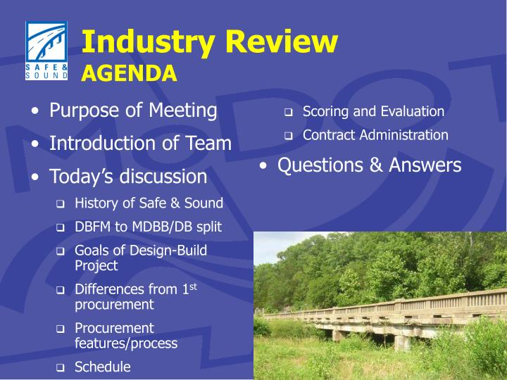 Industry Review