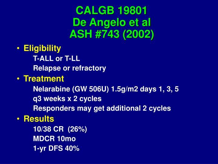 CALGB 19801