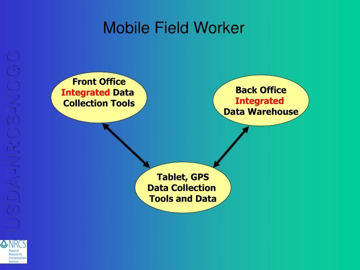Mobile Field Worker