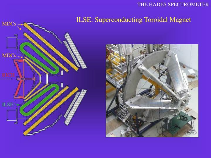 THE HADES SPECTROMETER