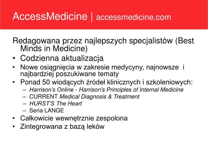 AccessMedicine |