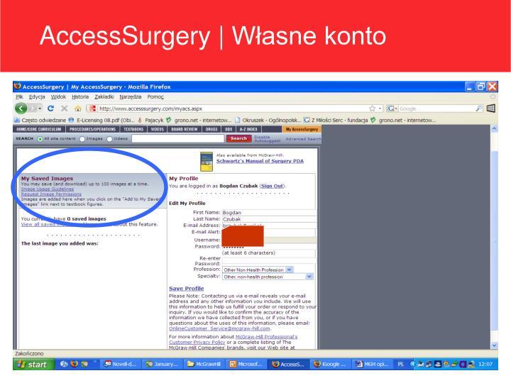 AccessSurgery |