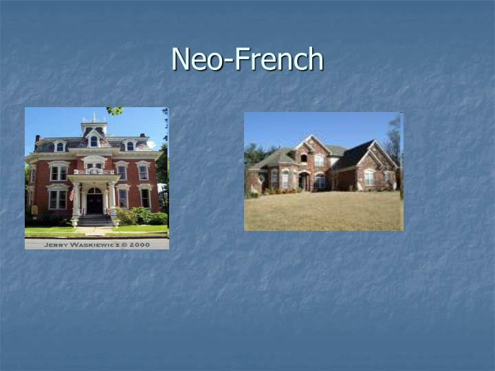 Neo-French