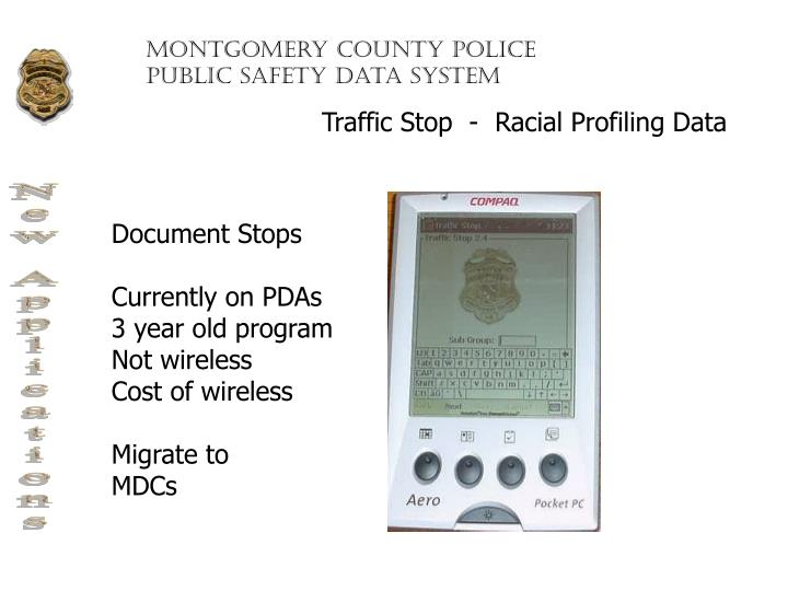 Montgomery County Police