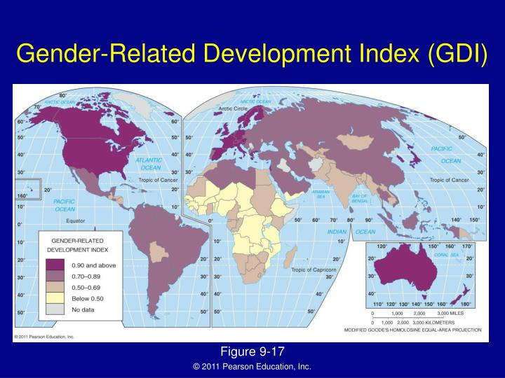 Gender-Related Development Index (GDI)
