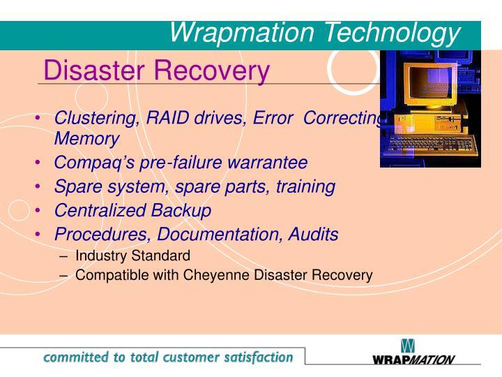 Wrapmation Technology