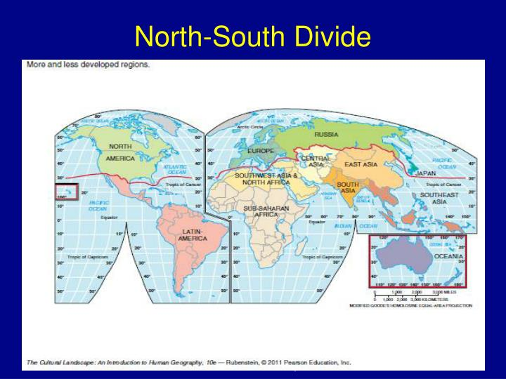North-South Divide