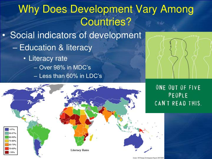 Why Does Development Vary Among Countries?