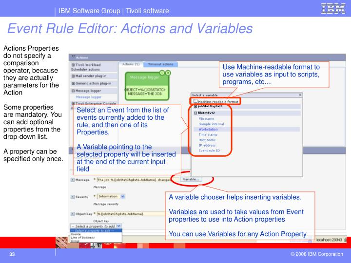 Use Machine-readable format to use variables as input to scripts, programs, etc…
