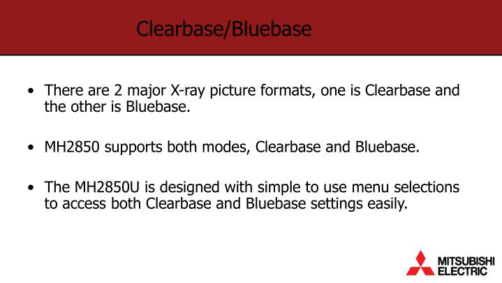 Clearbase/Bluebase