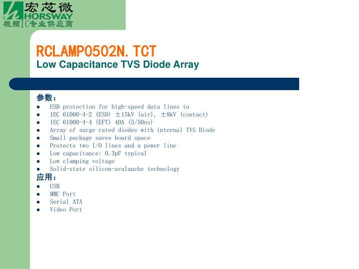 RCLAMP0502N.TCT