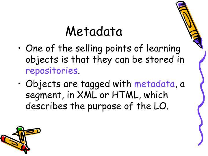 Metadata