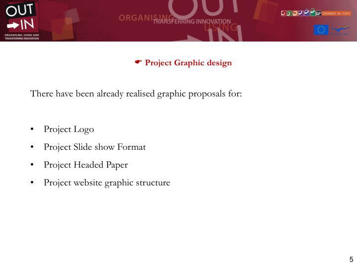 Project Graphic design