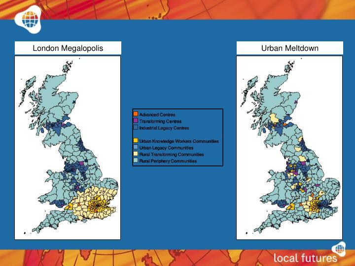 London Megalopolis