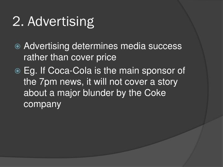 2. Advertising