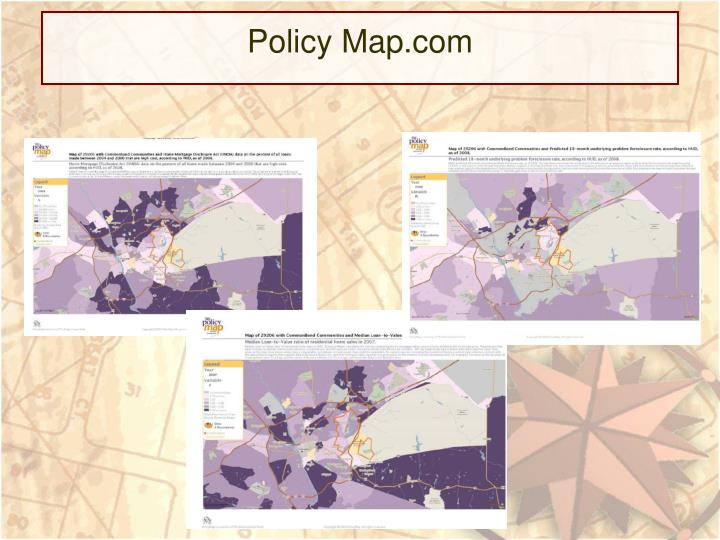 Policy Map.com