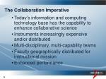 the collaboration imperative