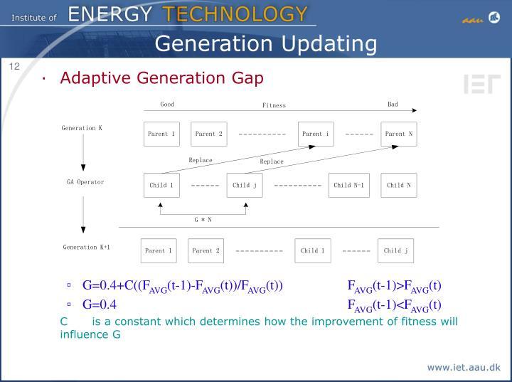Generation Updating