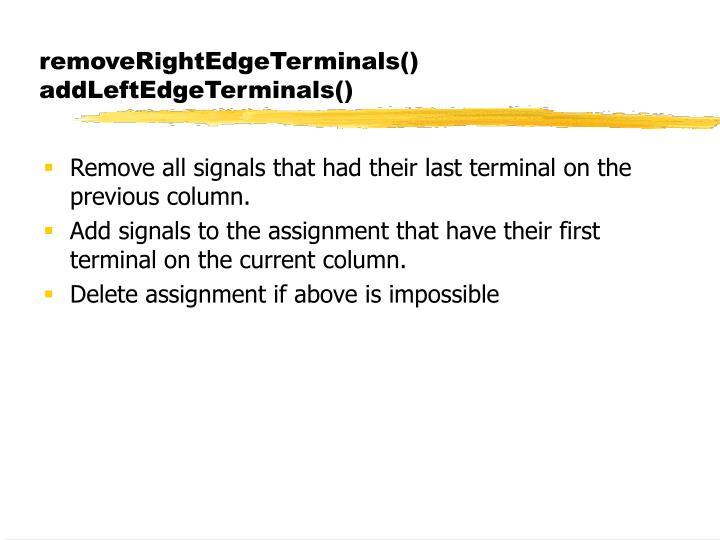 removeRightEdgeTerminals()