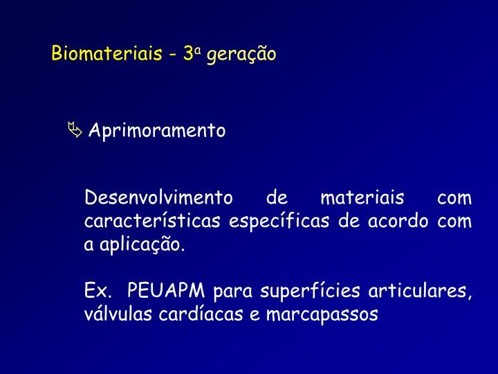 Biomateriais - 3