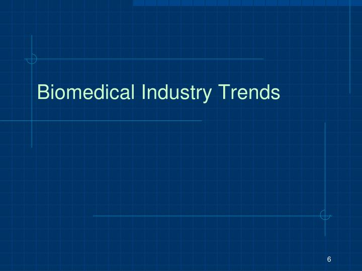 Biomedical Industry Trends