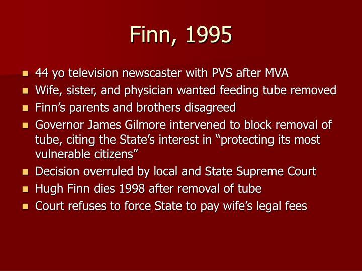 Finn, 1995
