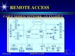 remote access31