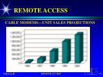 remote access37