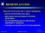 remote access38