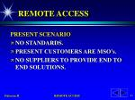 remote access39