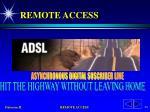 remote access41