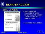 remote access45
