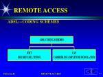 remote access49