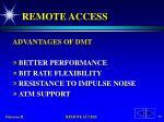 remote access51
